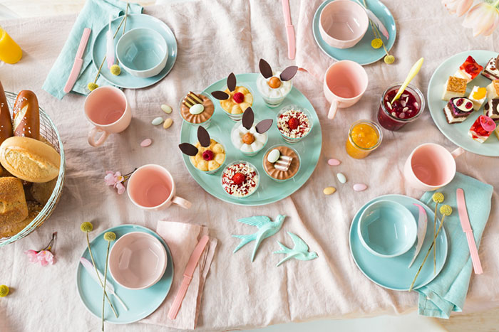 Osterbrunch Rezepte und Ideen plus Kuchen zu Ostern