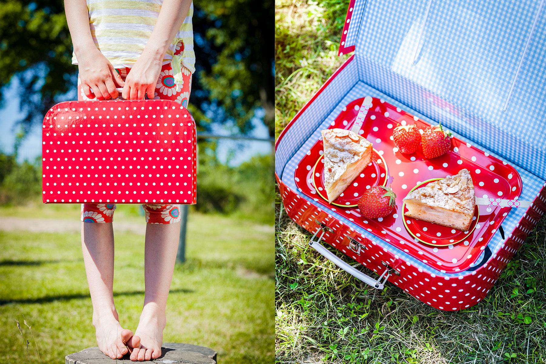 romantisches picknick was mitnehmen marl