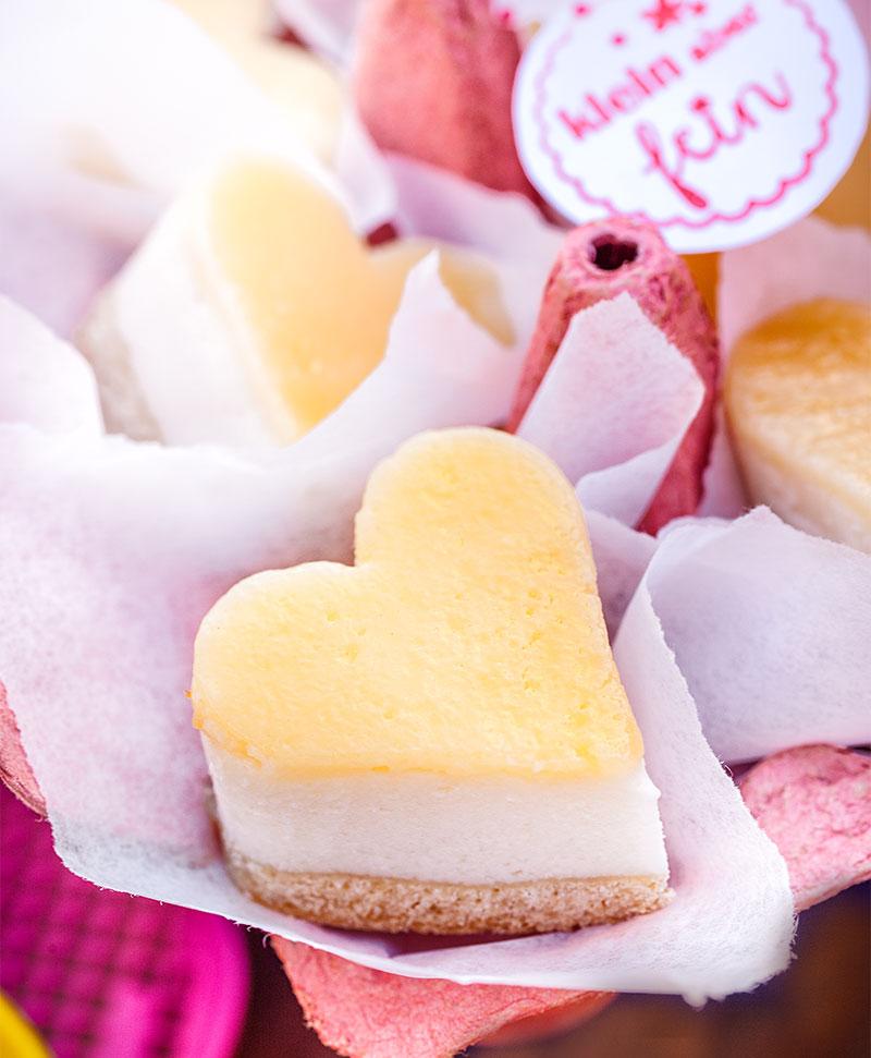 Kuchen Herzchen Zum Valentinstag Selber Machen Valentins Geschenk