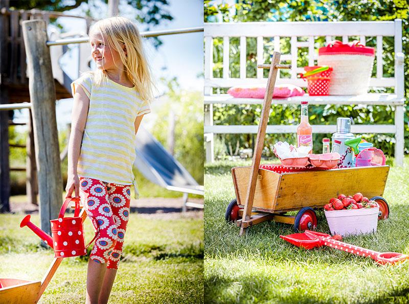 Tolle Picknickideen im Bollerwagen für den Familienausflug mit Kindern