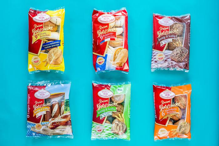 Zutaten für Bento Boxen als gefüllte Brotdosen