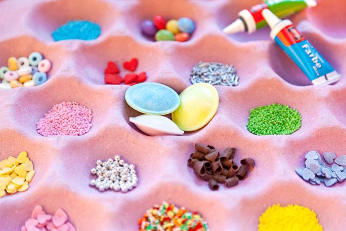 Zutaten für Cake Pops zum Selbermachen