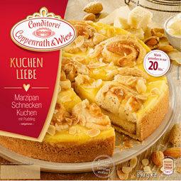 Perfekt zu Ostern: Marzipankuchen mit salted-caramel 14