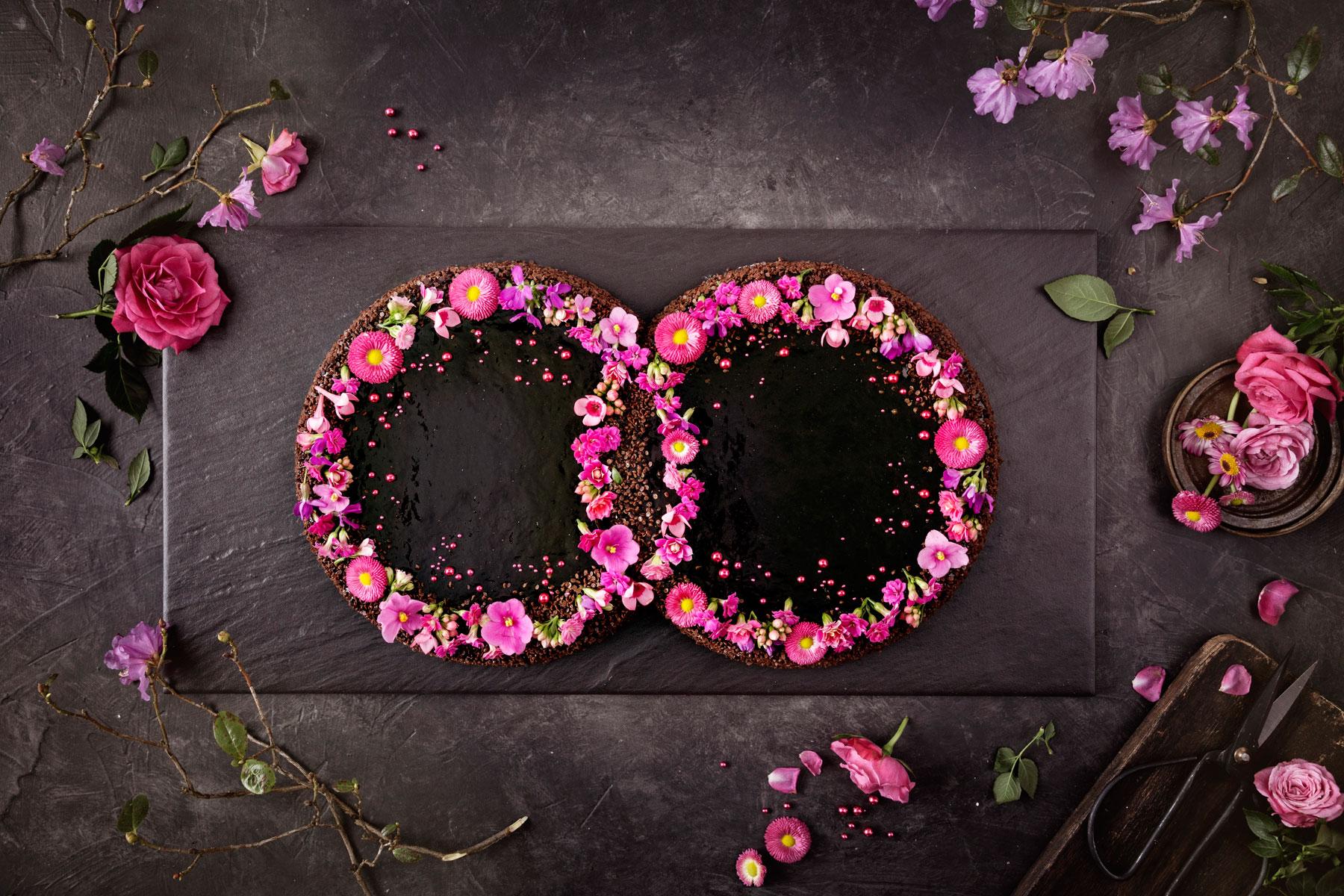 Hochzeitstorte Mousse Au Chocolat In Ringform Schnelle Anleitung