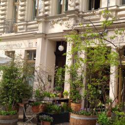 Anna Blume - ein Torten-Paradies in Berlin