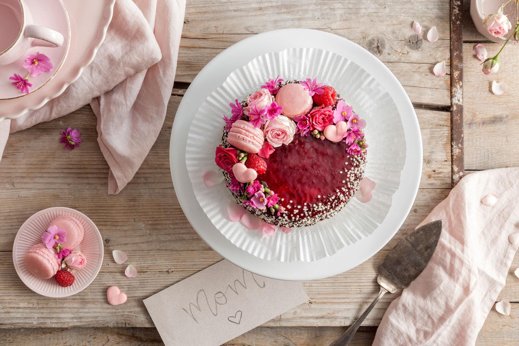 Diese Torte macht jede Mutter happy
