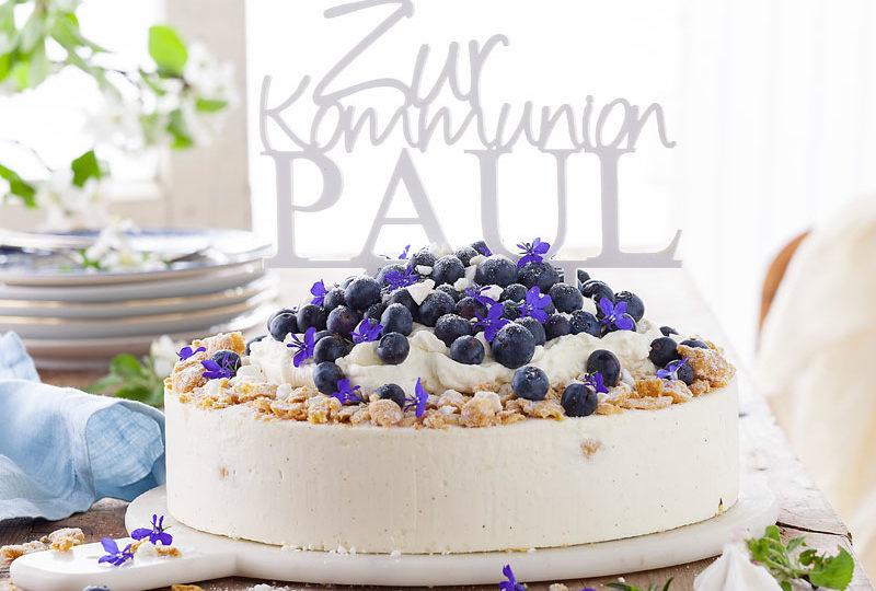 DIY - Torte zur Kommunion 13