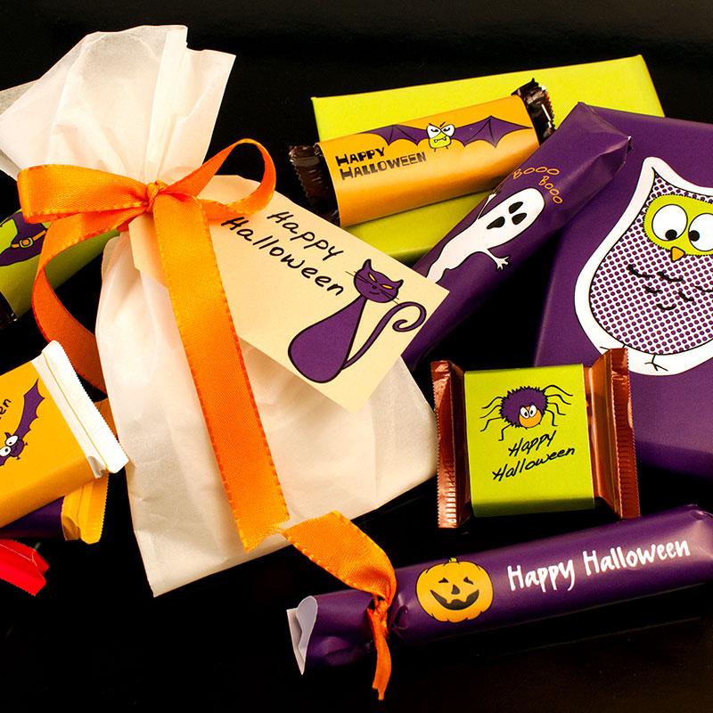 Halloween Süßigkeiten Verzieren Für Halloween Kinderparty