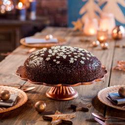 Köstlicher Advent: Zu Tisch mit Stern-Torte und Granatapfel-Punsch! 1