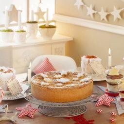 Adventskaffee in rot & weiß - wie gemütlich! 6