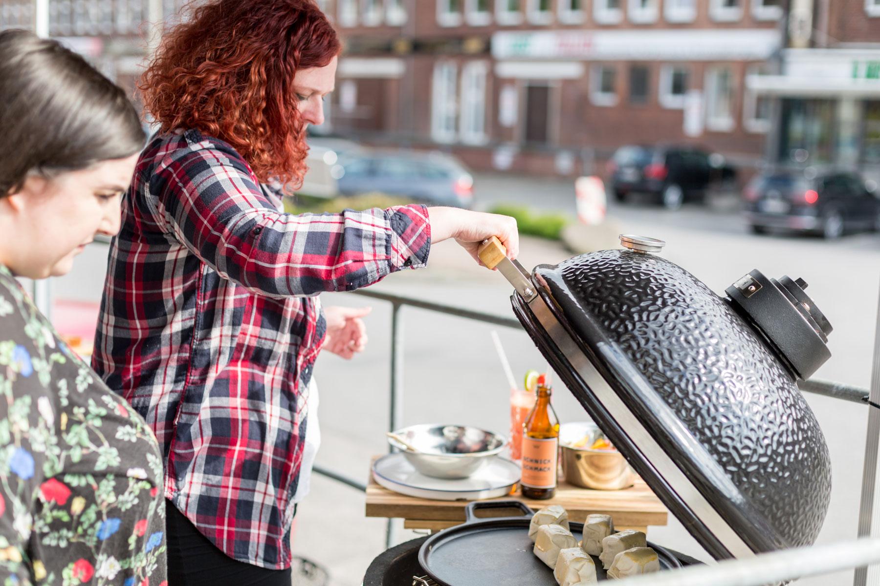 #cuwmeetsblogger: #cuwmeetsblogger – Kuchen vom Grill und Kaffeecocktails!