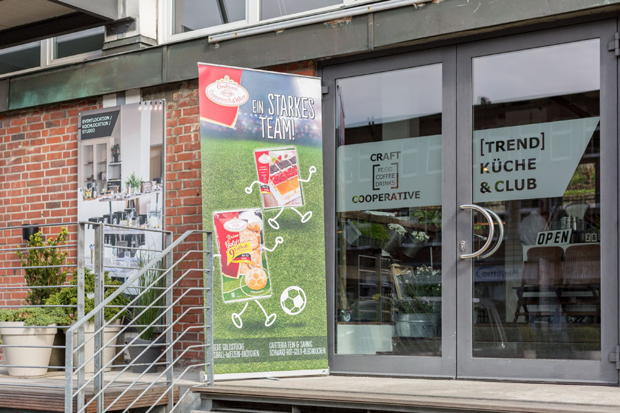 #cuwmeetsblogger: Kuchen vom Grill und Kaffeecocktails!