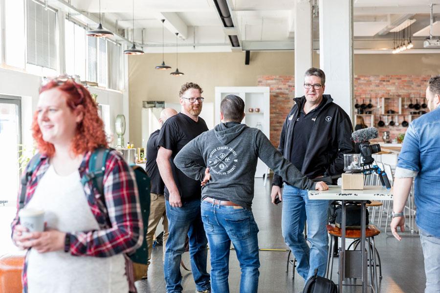 #cuwmeetsblogger: Kuchen vom Grill und Kaffeecocktails! 3