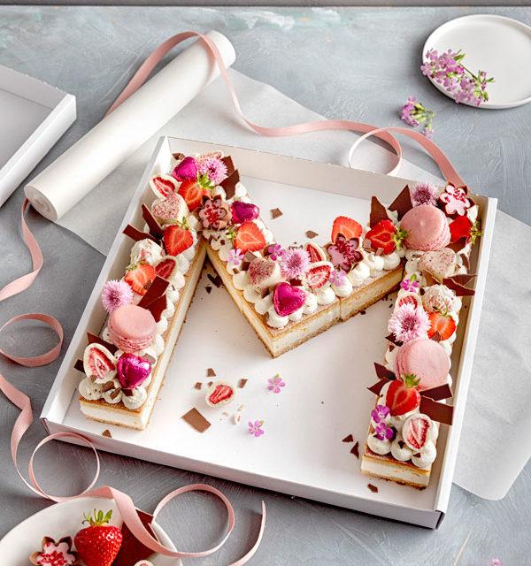 Lettercake – einfach, hübsch und voll im Trend! 10