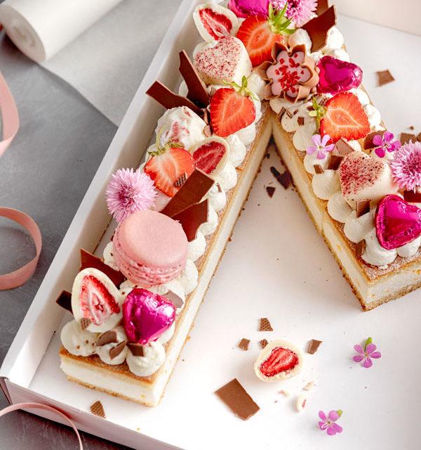 Lettercake – einfach, hübsch und voll im Trend! 11