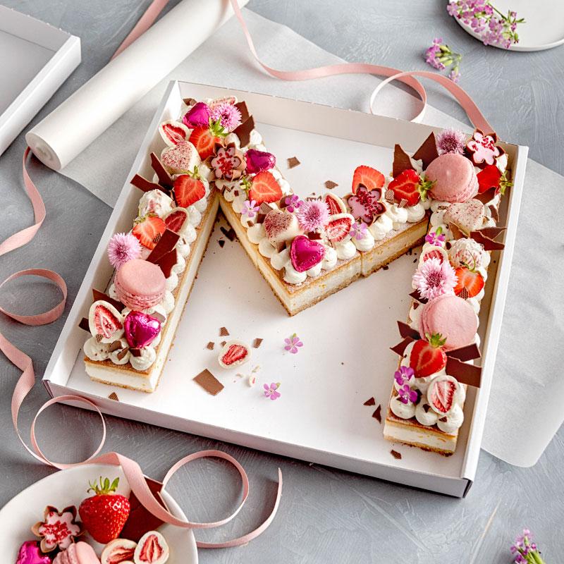 Lettercake – einfach, hübsch und voll im Trend! 16