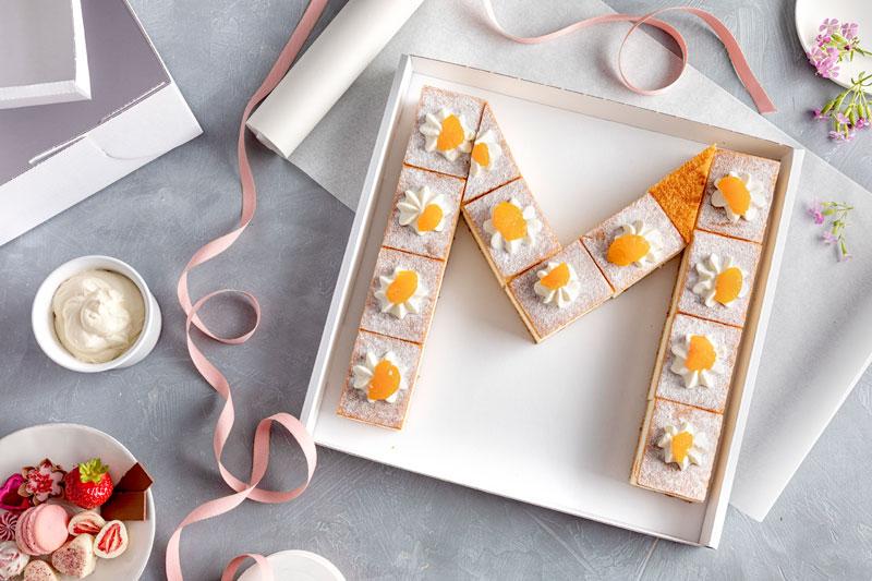 Lettercake – einfach, hübsch und voll im Trend! 1
