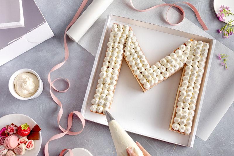 Lettercake – einfach, hübsch und voll im Trend! 4