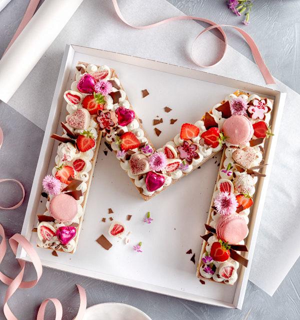 Lettercake – einfach, hübsch und voll im Trend! 8