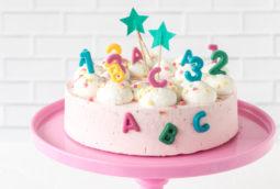 ABC - eine kinderleichte Einschulungstorte 5
