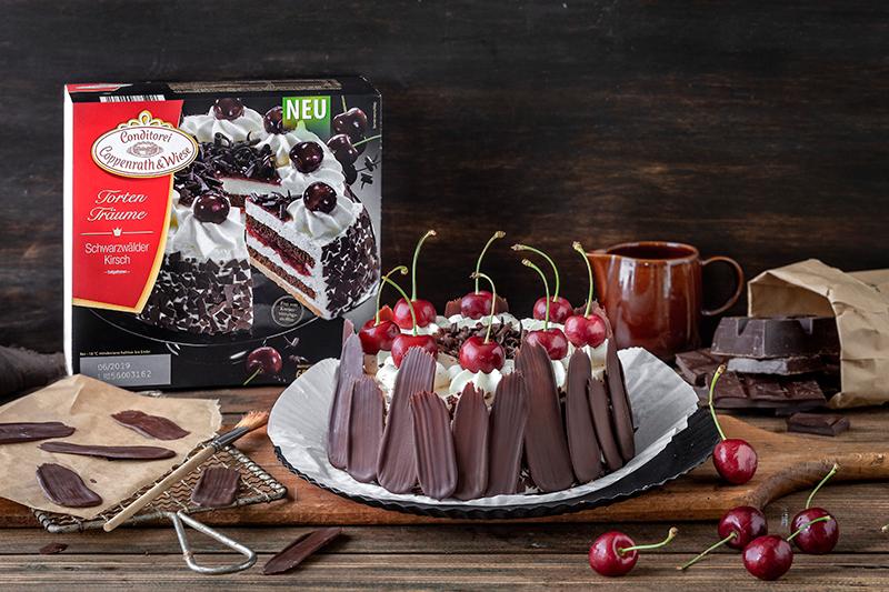 Bunt oder dunkel? Brush Stroke Cake mal anders! 11