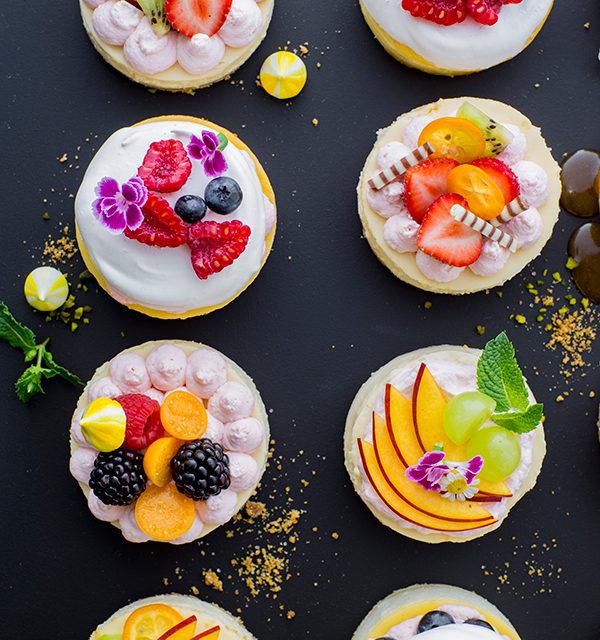 Genial einfach: Mini-Cheesecakes! 13