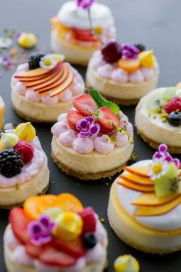 Genial einfach: Mini-Cheesecakes! 18