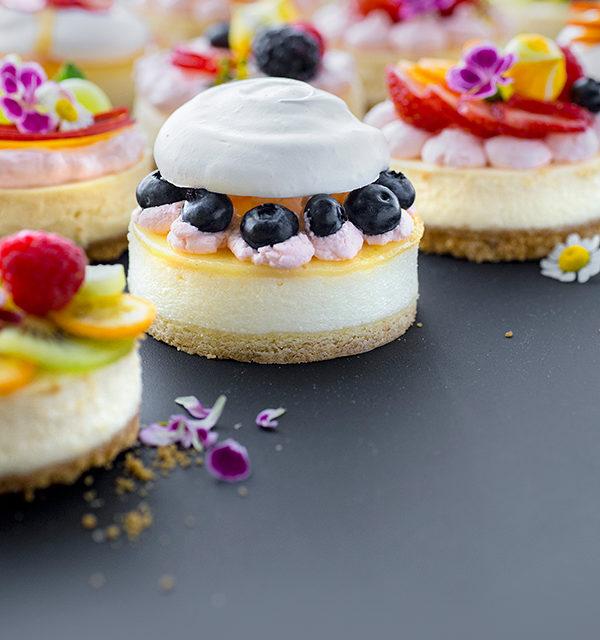 Genial einfach: Mini-Cheesecakes! 22