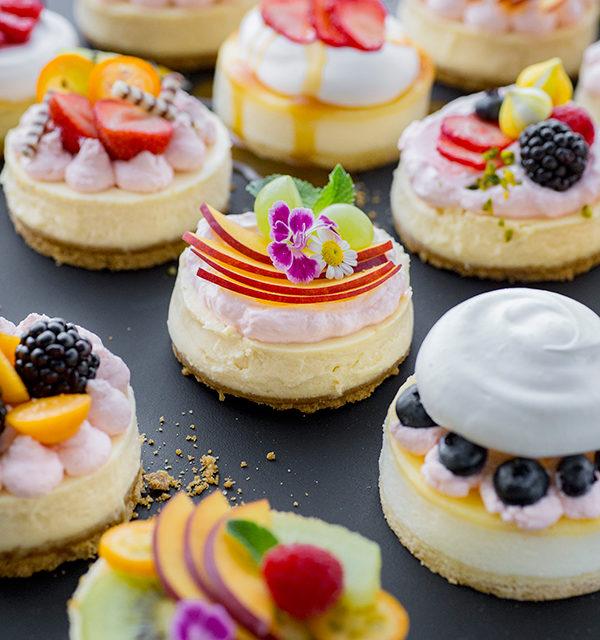 Genial einfach: Mini-Cheesecakes! 24