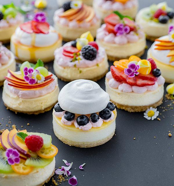 Genial einfach: Mini-Cheesecakes! 25