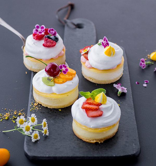 Genial einfach: Mini-Cheesecakes! 33