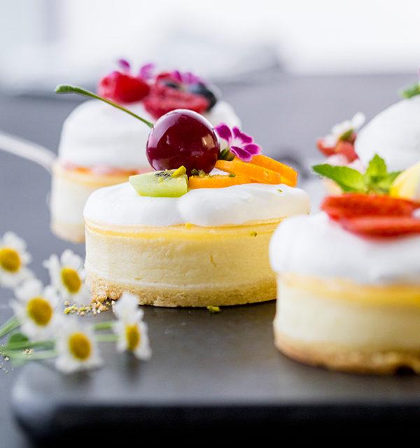 Genial einfach: Mini-Cheesecakes! 35