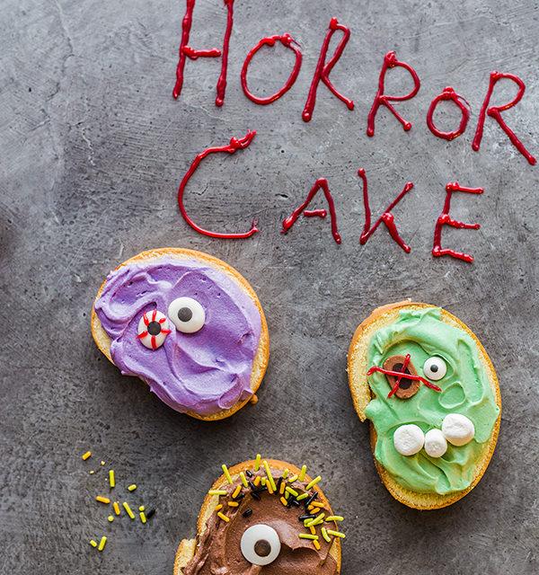 Monstermäßiges Dessert für das Halloween-Buffet 9
