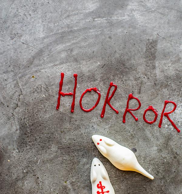 Monstermäßiges Dessert für das Halloween-Buffet 7