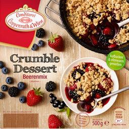 Crumble gefällig? Wir ♥ Apfel und Beere! 12