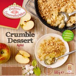 Crumble gefällig? Wir ♥ Apfel und Beere! 13