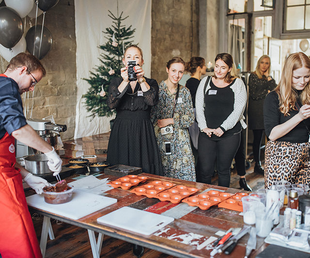 Bloggerevent #TasteofDecember 2018 in Berlin 22