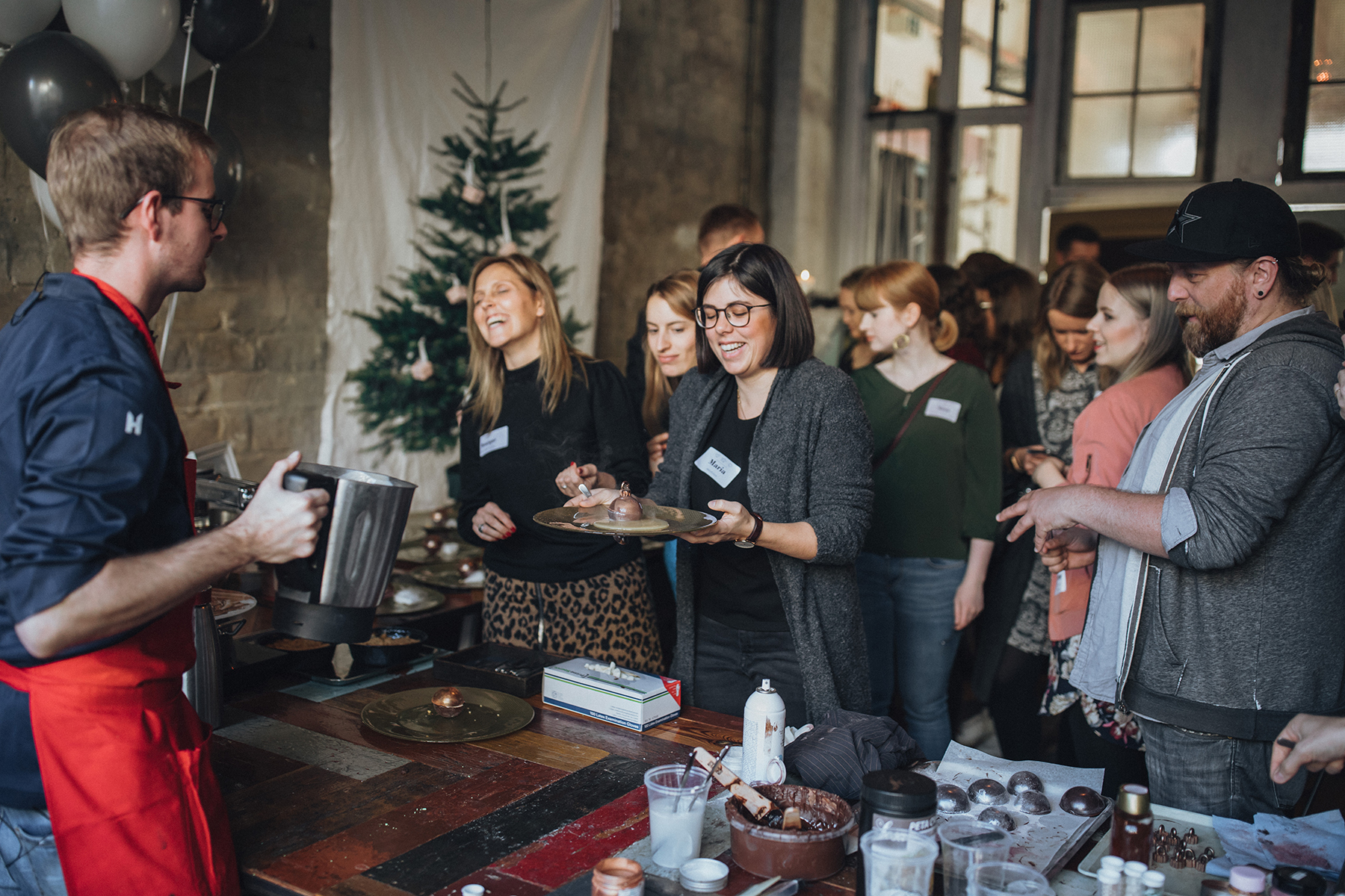 Bloggerevent #TasteofDecember in Berlin