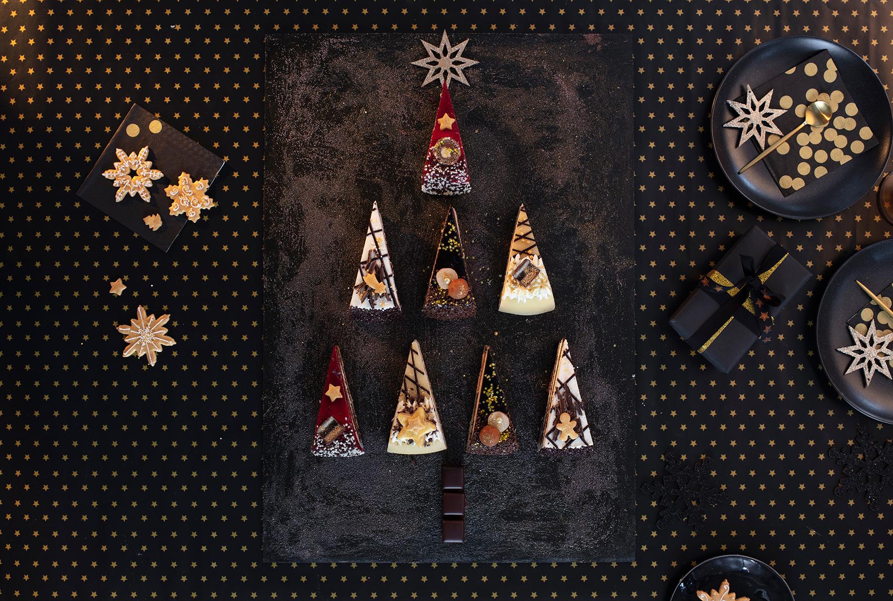 Rezept Tannenbaum.Tannenbaum Weihnachtstorte Rezept Last Minute Torte Zu Weihnachten