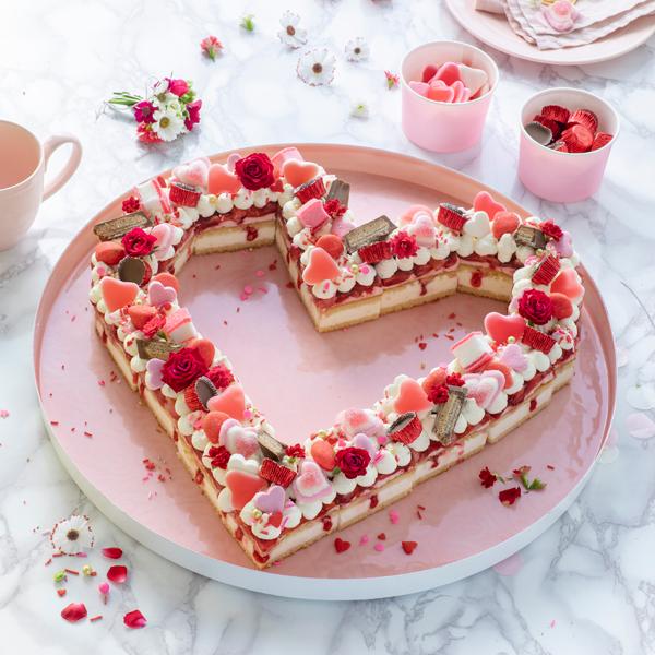 Valentinstag Kuchen Rezepte Ideen Kuchen Zum Valentinstag Machen