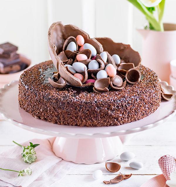 Mousse au Chocolat-Torte simpel mit Eiern gepimpt! 12