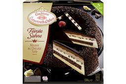 Mousse au Chocolat-Torte simpel mit Eiern gepimpt! 1