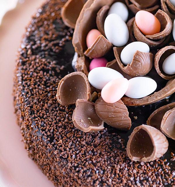 Mousse au Chocolat-Torte simpel mit Eiern gepimpt! 19