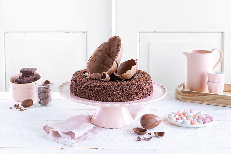 Mousse au Chocolat-Torte simpel mit Eiern gepimpt! 21