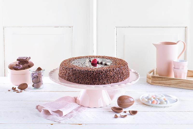 Mousse au Chocolat-Torte simpel mit Eiern gepimpt! 23