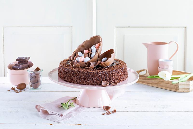 Mousse au Chocolat-Torte simpel mit Eiern gepimpt! 24