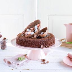 Mousse au Chocolat-Torte simpel mit Eiern gepimpt! 25
