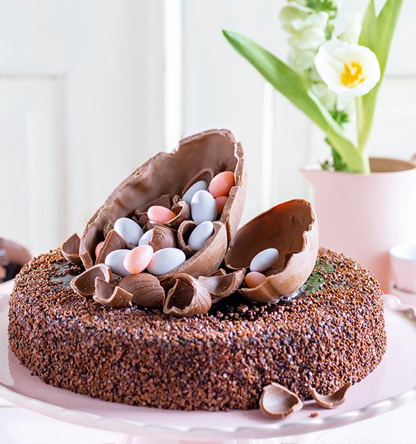 Mousse au Chocolat-Torte simpel mit Eiern gepimpt! 6