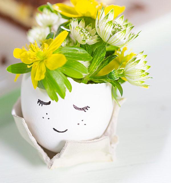 Osterkuchen mit Eierdeko in nur 5 Minuten pimpen 23