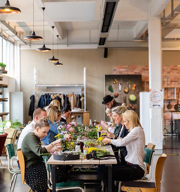 """Bloggerevent """"Die schönste Kaffeetafel"""" 24"""